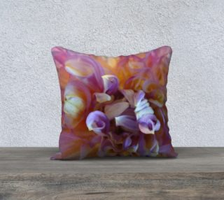 Floral Melody #3 Pillow preview