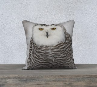 Snowy Owl Cushion preview