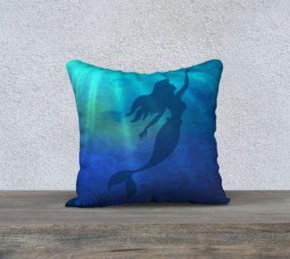 Mermaid Silhouette preview