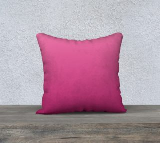 Many Shades of Pink Pillow Case Square 18 preview