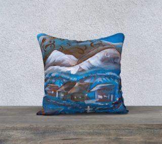Akhiok 18x18 pillowcase preview
