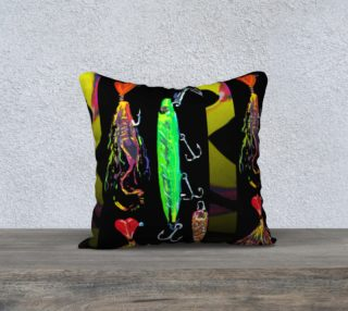 The New a-Lure-ing You 3-d Pillow Case preview