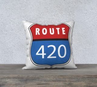 Route 420 preview