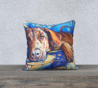 Aperçu de Dog on a Couch
