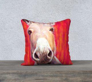 Aperçu de Hot Pink and Orange Donkey