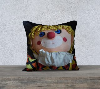 Clown Pillow preview