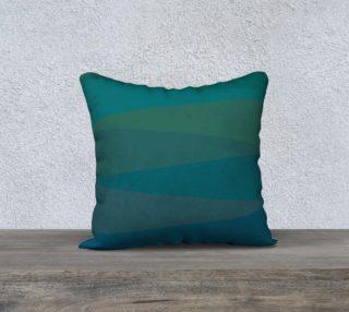 trokuti pillow - 18x18 preview