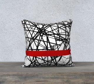 skarletan pillow - 18x18 preview