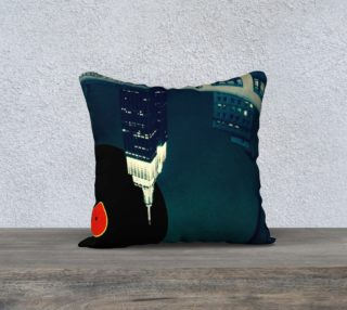 glazba pillow - 18x18 preview