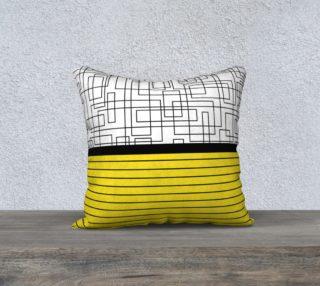pola v.2 pillow - 18x18 preview