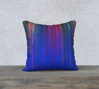 vosak pillow - 18x18 preview