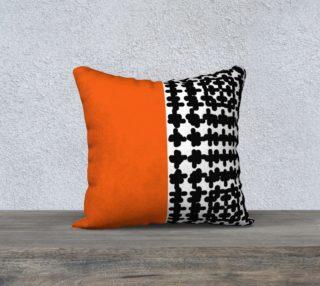 suprotan pillow - 18x18 preview