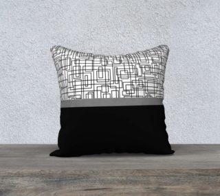 pola v.3 pillow - 18x18 preview