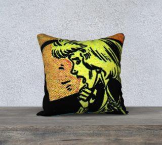 Aperçu de WC01 Horror Pillow 04 (18x18)