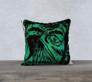 Aperçu de WC01 Horror Pillow 05 (18x18)