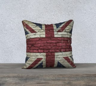 British Flag Pillow Case preview