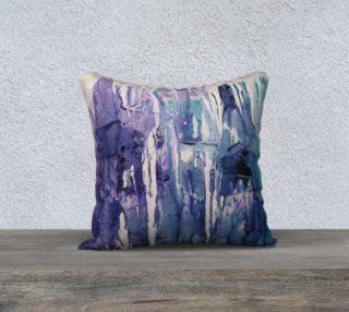 Matt LeBlanc Art Pillow - 003 - 18x18 preview