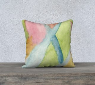 Pastel Stained Glass Pillowcase Style1 preview