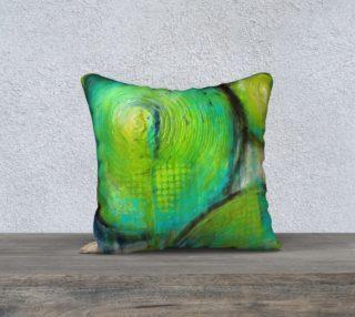 """Aperçu de Firefly - 18"""" Pillow"""