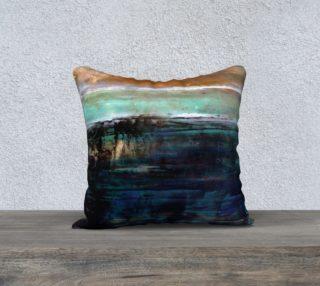 """Aperçu de East Coast - 18"""" Pillow"""