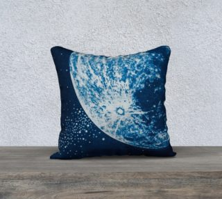 Big Moon Pillow (small) preview