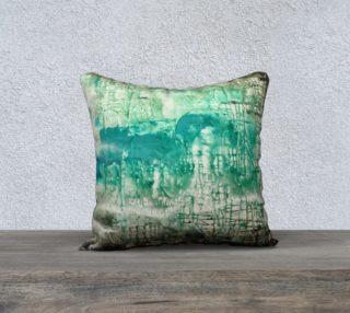Matt LeBlanc Art Pillow - 008 - 18x18 preview