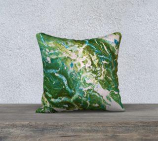 Matt LeBlanc Art Pillow - 011 - 18x18 preview