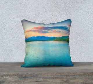 Antigua Sunset Cushion preview