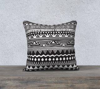 Aztec Print Pillow preview