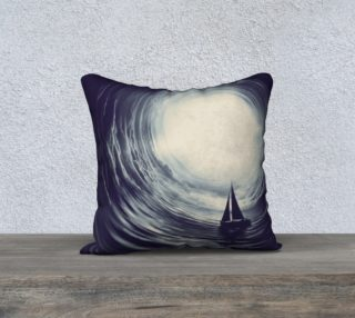 Aperçu de Sailing Ship Digital Art Surrealist