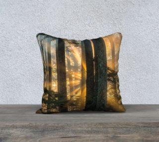 Sacred Grove Pillow Case preview