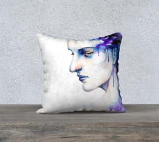 Portrait - Pillow preview