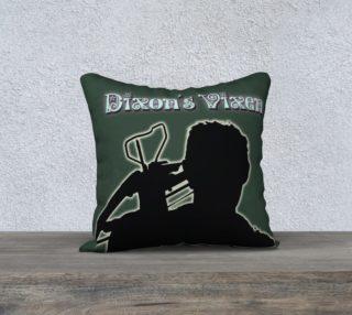 Daryl Dixon-Dixon's Vixen Pillow Case preview