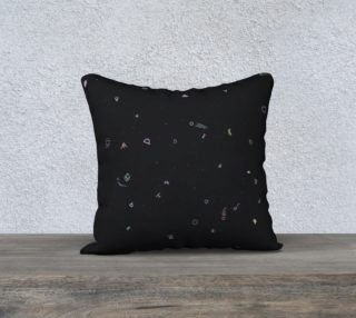 Cosmic (18x18 Pillow) preview