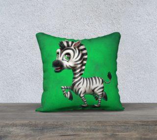 Aperçu de Zebra - Pillow