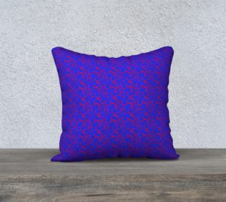 """18"""" Square Pillow Case Inspired by Whirlaway preview"""