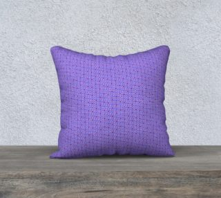 """18"""" Square Pillow Case Inspired by Citation preview"""