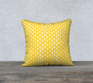 """18"""" Square Pillow Case Inspired by Count Fleet preview"""