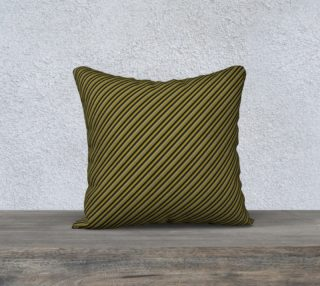 """18"""" Square Pillow Case Inspired by War Admiral preview"""