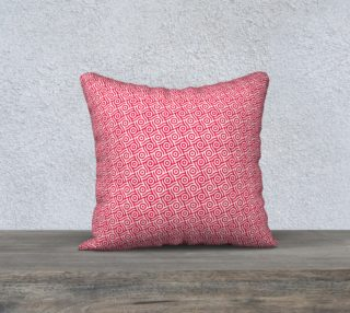 """18"""" Square Pillow Case Inspired by Omaha preview"""