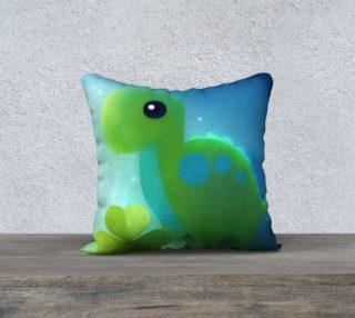 Pillow - Bronto Dino preview