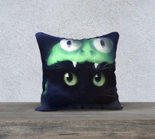 Pillow - Team Frog preview
