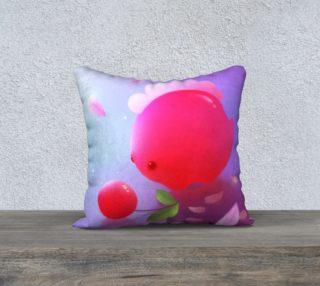 Pillow - Sakura Dino preview
