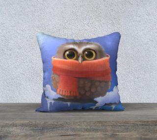 Pillow - Little Owl preview