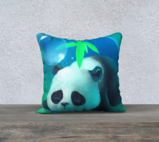 Pillow - Cosy Under Bamboo preview