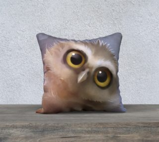 Pillow - Burrowing Owl preview