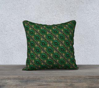 Green Goddess Pillow Case preview