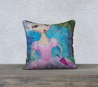 """Oh Marie! - 18"""" Pillow Cover preview"""