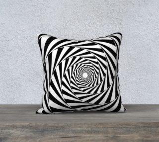 Hypnotic Pillow Case preview