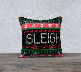 Aperçu de iSleigh Pillow Cover